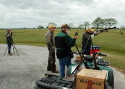 clays shooting